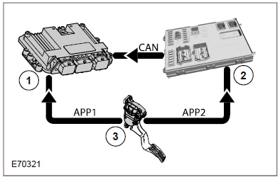 fig 1 29 Denso Common Rail System   APP sensor
