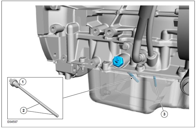 fig 1 30 Denso Common Rail System   Oil level/temperature sensor