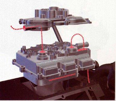 Power Stroke 6 0L – Cooling System Flow: Oil Cooler – Diesel